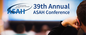 ASAH 39th Annual Conference