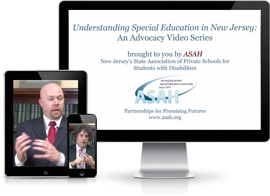 ASAH Special Education Video Series - with Hinkle, Fingles and Prior, Attorneys at Law