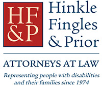 Hinkle, Fingles & Prior, Attorneys at Law logo